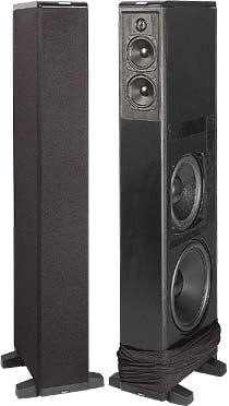 Review And Test Speaker Pair Boston Acoustics Vr975