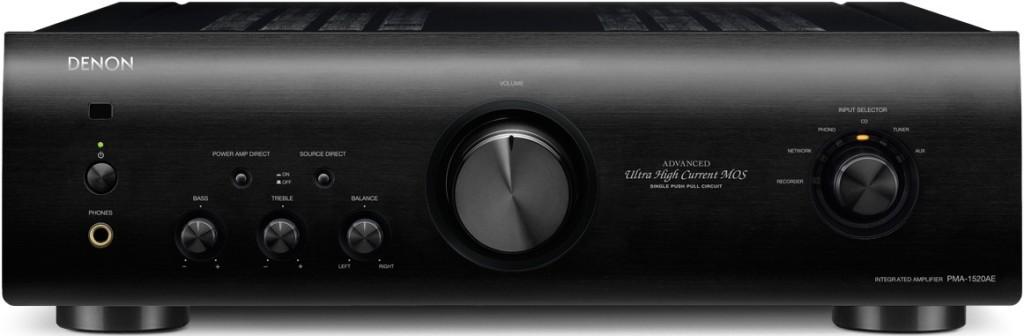 amplifier-denon-pma-1520ae-black