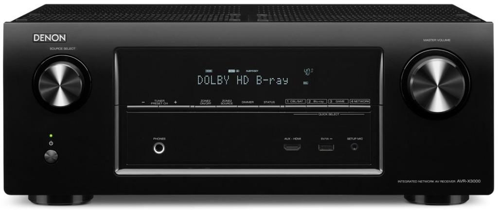 Denon-AVR-X3100W-Black