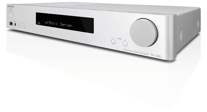 Detailed review of the Onkyo TX-L20D AV receiver with descriptions