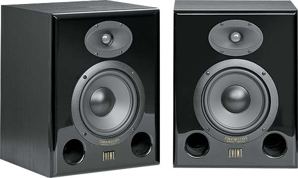 Speaker pair Event ASP 6 Studio
