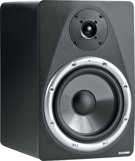 Speaker pair M-Audio Studiophile BX8