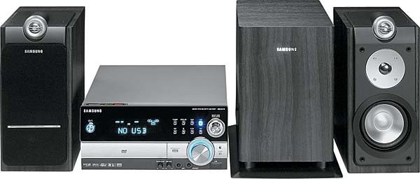 Mini stereo system Samsung MM-KC10